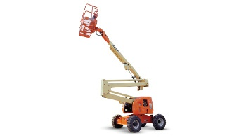 120 ft. articulating boom lift rental in Oakland